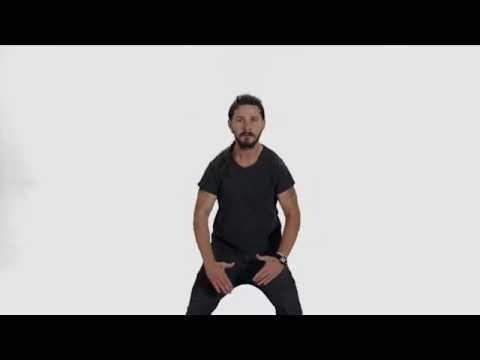 Just Do It! ft. Auto-tuned Shia LaBeouf (Motivational Music Video) ORIGINAL