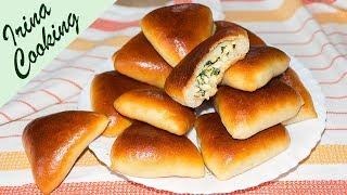 Супер Пирожки из Супер Теста 🥐 Быстрое Дрожжевое Тесто для Пирожков