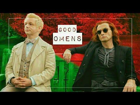 • GOOD OMENS (БЛАГИЕ ЗНАМЕНИЯ) || CRACK #3 (RUS)