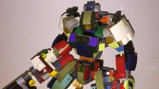 Gambar cover Lego Moc : like MISHIMA PRODUCTIONS by BORTIBOTS