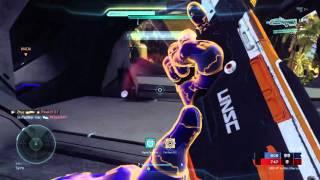 Halo 5: Battle Rifle Bloodthirst Ultra Rare Weapon Showcase