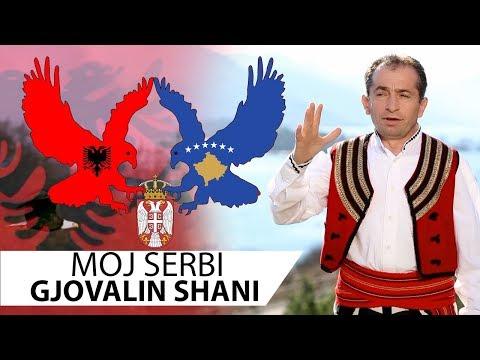 Gjovalin Shani - Moj Serbi  ( Official Video ) thumbnail
