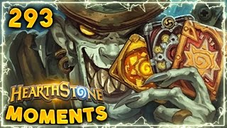 What is this Genzo Play?? | Hearthstone Gadgetzan Daily Moments Ep. 293 (Funny and Lucky Moments)