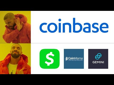 Coinbase Verification Sucks. Try These Alternatives.