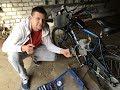 Установка ручного стартера (армстартера) на двигатель F-80. Мотовелосипед за14000 рублей.Проблемы.