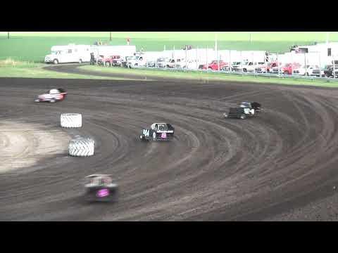 Xcel 600 Modified Heat 1 Benton County Speedway 8/11/19