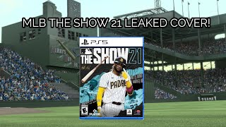 MLB THE SHOW 21 LEAKED COVER?