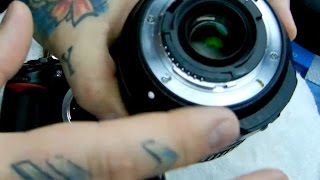 Angry Photographer: STEP 2 Info on KEEPING your sensor clean, before the DSLR SENSOR cleaning