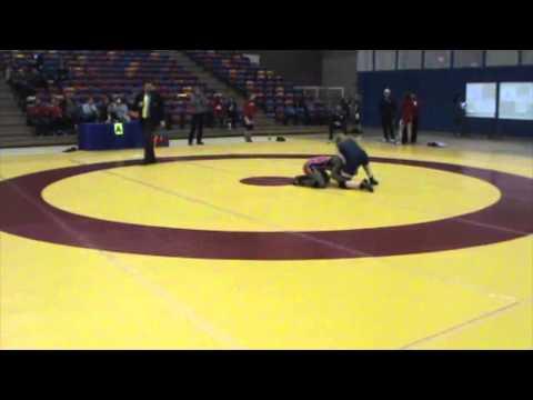 2013 Nordhagen Classic: 48 kg Erin Golston (USA) vs. Annie Monteith (CAN)