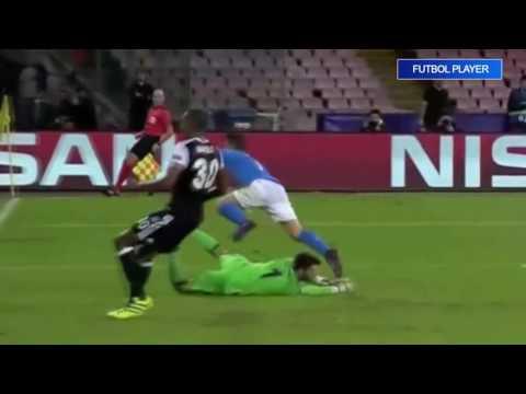 Napoli   Beşiktaş 2 3 Maç Özeti   Türkçe Spiker ● Şampiyonlar Ligi ● HD