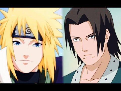 Naruto - Fugaku & Minato Untold Backstory - YouTube