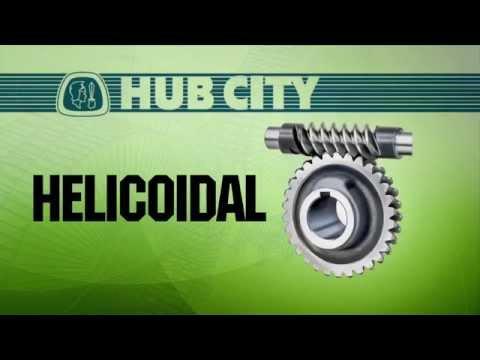 HERA - High Efficiency Right Angle Gear Drive