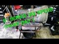 BMW E31 840CI EV Conversion 71 : Six Speed Day 1