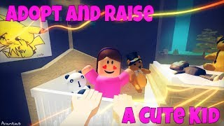 (TRAILER) Adopt and Raise a Cute Kid! - ROBLOX Gameplay