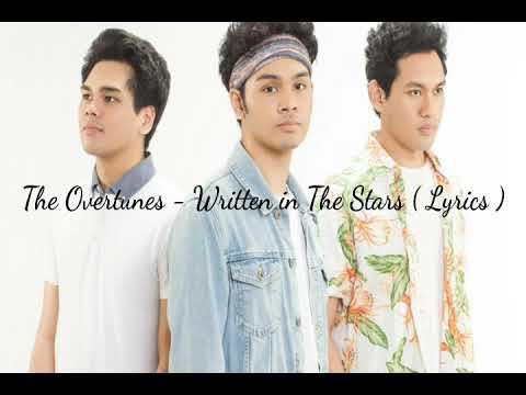 The Overtunes - Written in The Stars ( Lyrics )