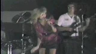 1985 USO tour: Cynthia  Rhodes 17