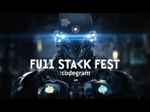 Full Stack Fest 2015 - Teaser