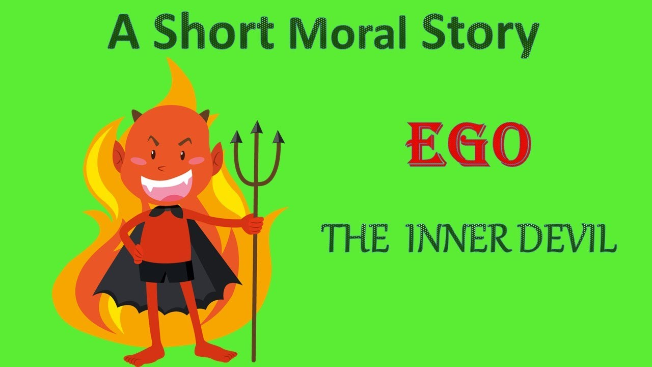 Download Life Lessons from EGO/How Not to Let your Ego Rule Your Life - A Short Animated Moral Story