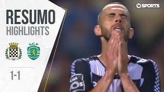 Highlights   Resumo: Boavista 1-1 Sporting (Liga 19/20 #5)