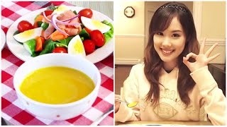 My Secret Recipe for Glowing Skin!【美肌ぷるぷるレシピ 】