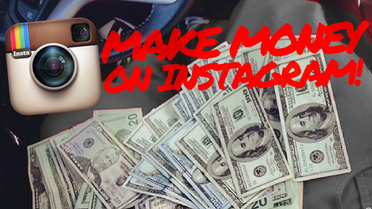 5 Creative Ways To Make Money On Instagram (up To $20k A Month!)  Youtube