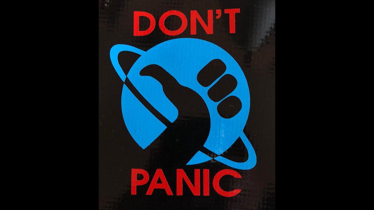 Don't Panic Episode 1 The Helium Shortage