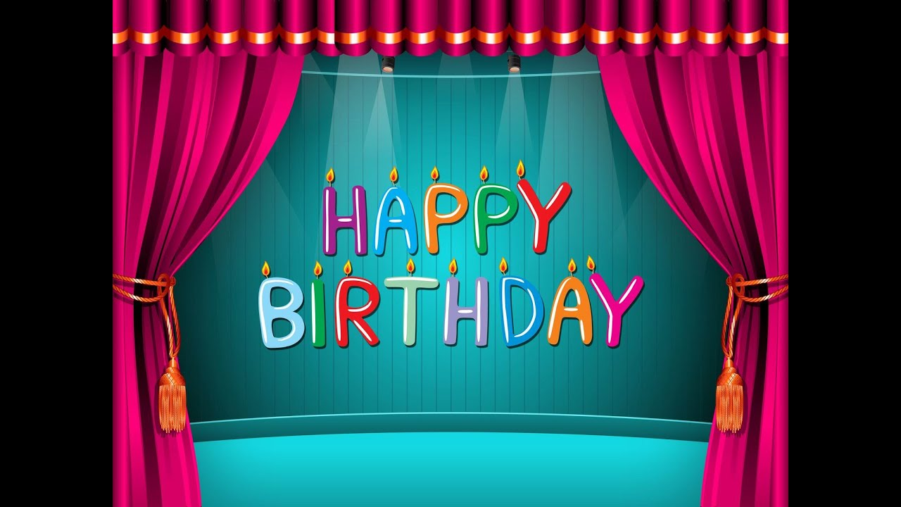 Happy Birthday (Broadway Version) - YouTube
