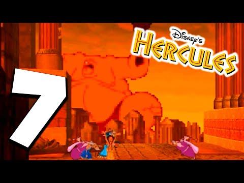 Disney's Action Game Featuring Hercules Walkthrough | Part 7 (PlayStation, Windows) |