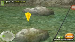 #1 FLY FISHING 3D ---BIG GRAYLINGS ON DRY---