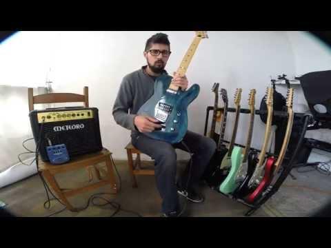 Construindo uma guitarra em casa Parte 07 bonus