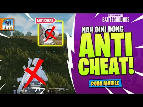 NAH GINI DONG ANTI CHEAT! - PUBG Mobile Indonesia