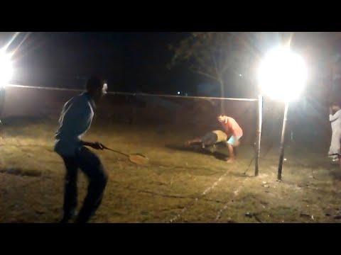 Mission Road badminton tournament