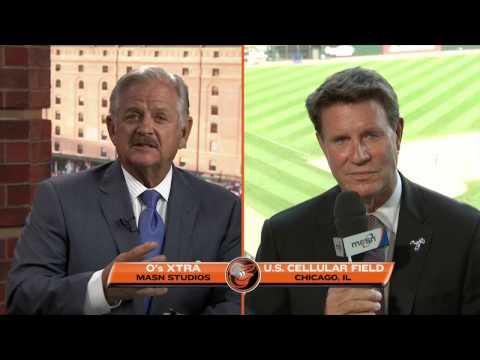 Jim Palmer Breaks Down Caleb Joseph's Big Hit And Miguel Gonzalez's Outing