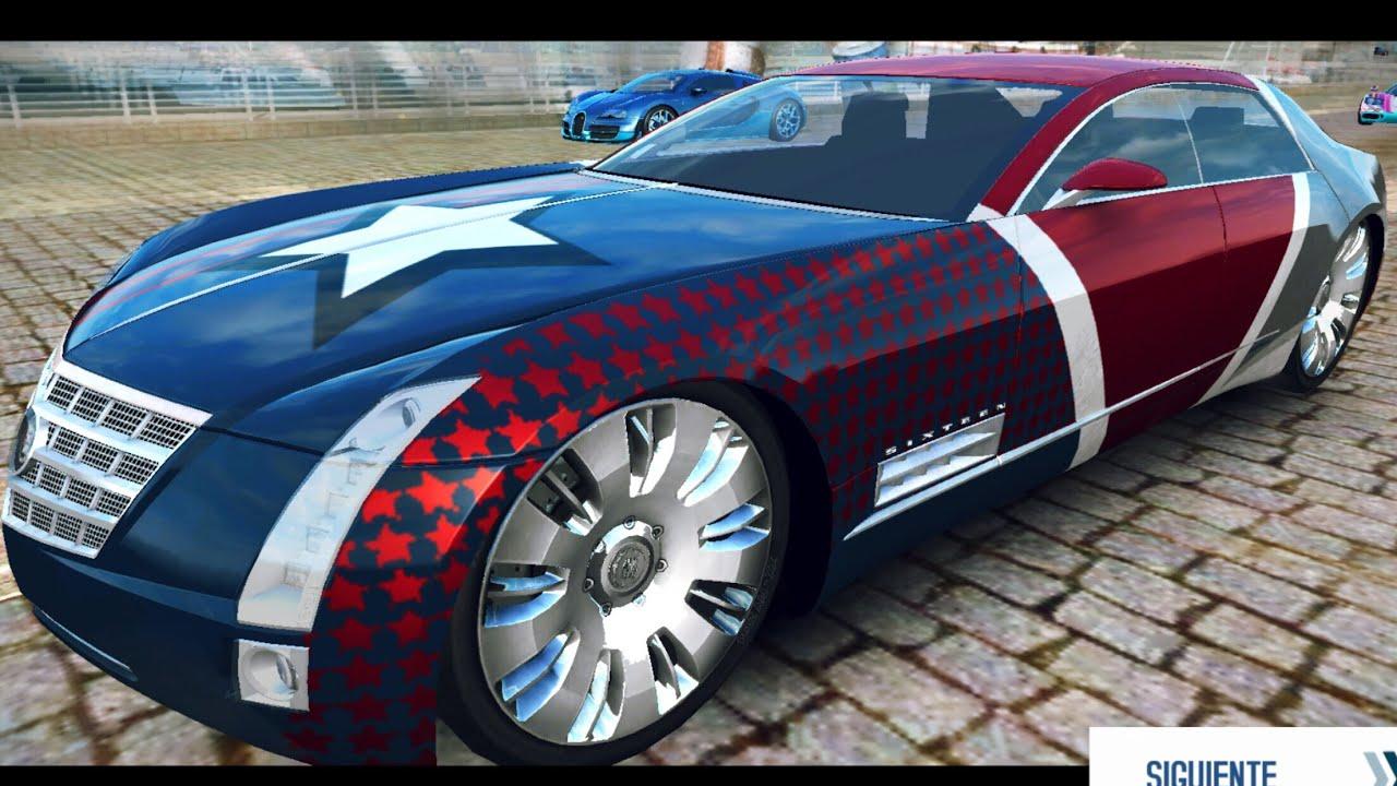 Cadillac 16 concept car