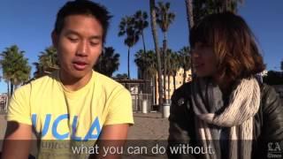 UCLA Homeless PhD Student
