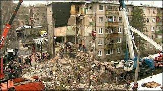 Взрыва газа в жилом доме в Ярославле