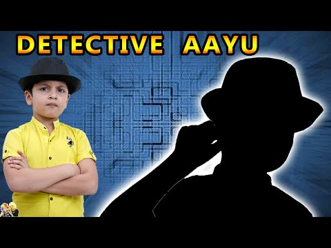DETECTIVE AAYU | A Short Movie | Types Of Students At Home | Aayu And Pihu Show