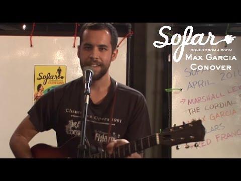 Max Garcia Conover - We