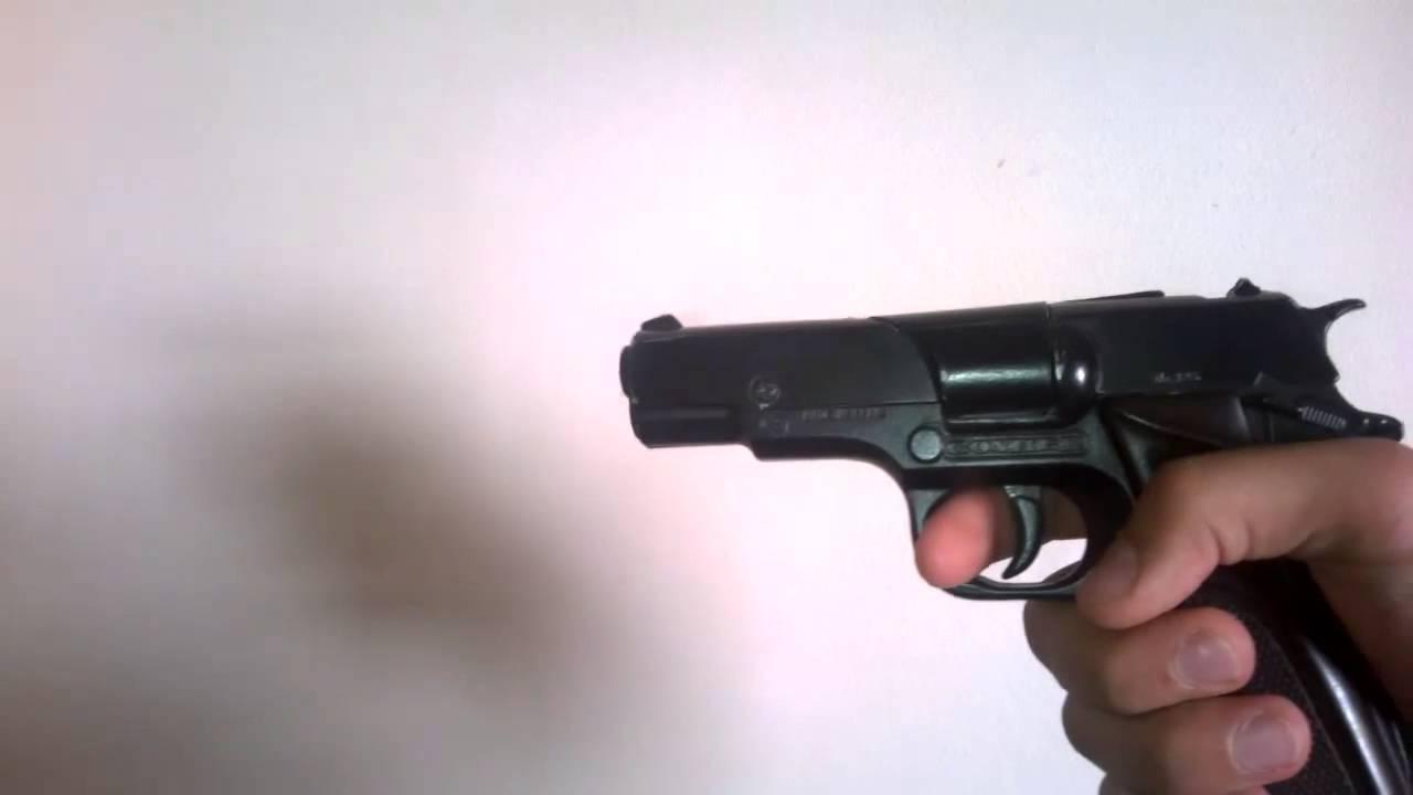Πυροβόλησε 29 χρονο αλλοδαπό στο στήθος