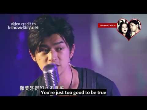 Chen Bolin [CUT] - Can't Take My Eyes Off of You