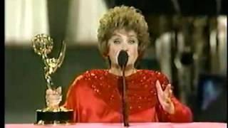 Estelle Getty @ The Emmy Awards 1988