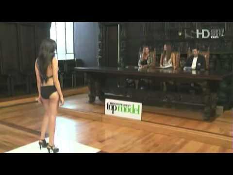 Mexico's Next Top Model 2012 Episodio 1 Parte 2