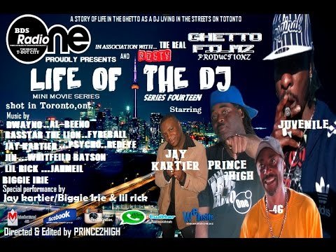 LIFE OF THE DJ-SERIES FOURTEEN