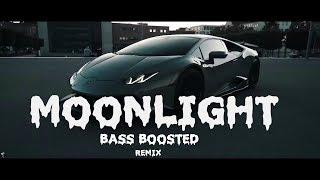 XXXTENTACION - Moonlight [ Bass Boosted REMIX ]
