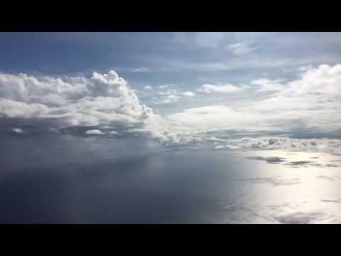 Sky view and calm sea