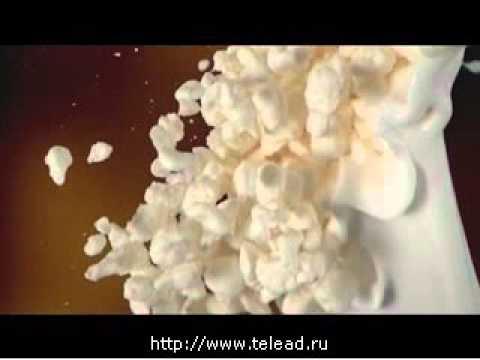 Реклама Даниссимо: Беззаботное удовольствие Даниссимо