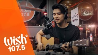 """Migz Haleco performs """"Bes"""" LIVE on Wish 107.5 Bus"""
