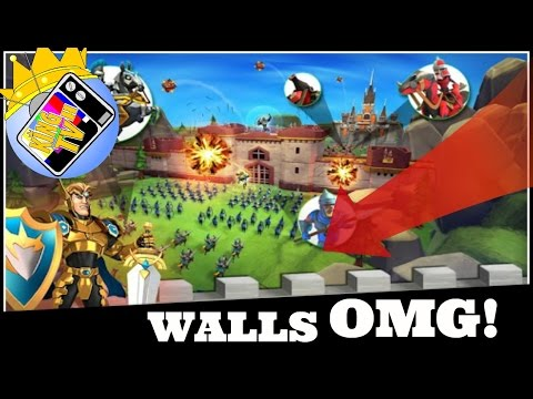 Lords Mobile: Loving These Wall Fails!