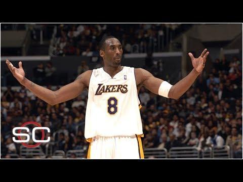 Stuart Scott calls highlights of Kobe Bryant's 81-point performance | SportsCenter | ESPN Archives