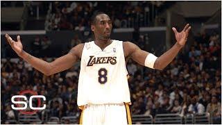 Stuart Scott calls highlights of Kobe Bryant